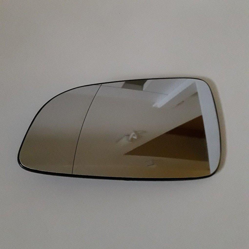 ELENXS pour Opel Astra c/ôt/é conducteur 2004-2008 Gauche R/étroviseur ext/érieur Chauffant Chauffage R/étroviseur Verre 6428786 13141985