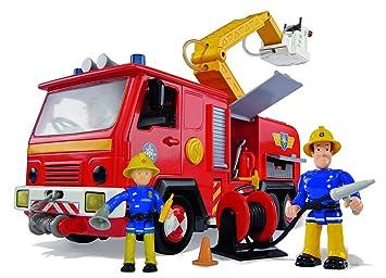 Film- & TV-Spielzeug Sam Hubschrauber mit Figur Stück Deutsch 2015