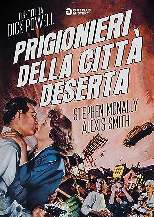 Risultati immagini per prigionieri della città deserta film 1953 locandina