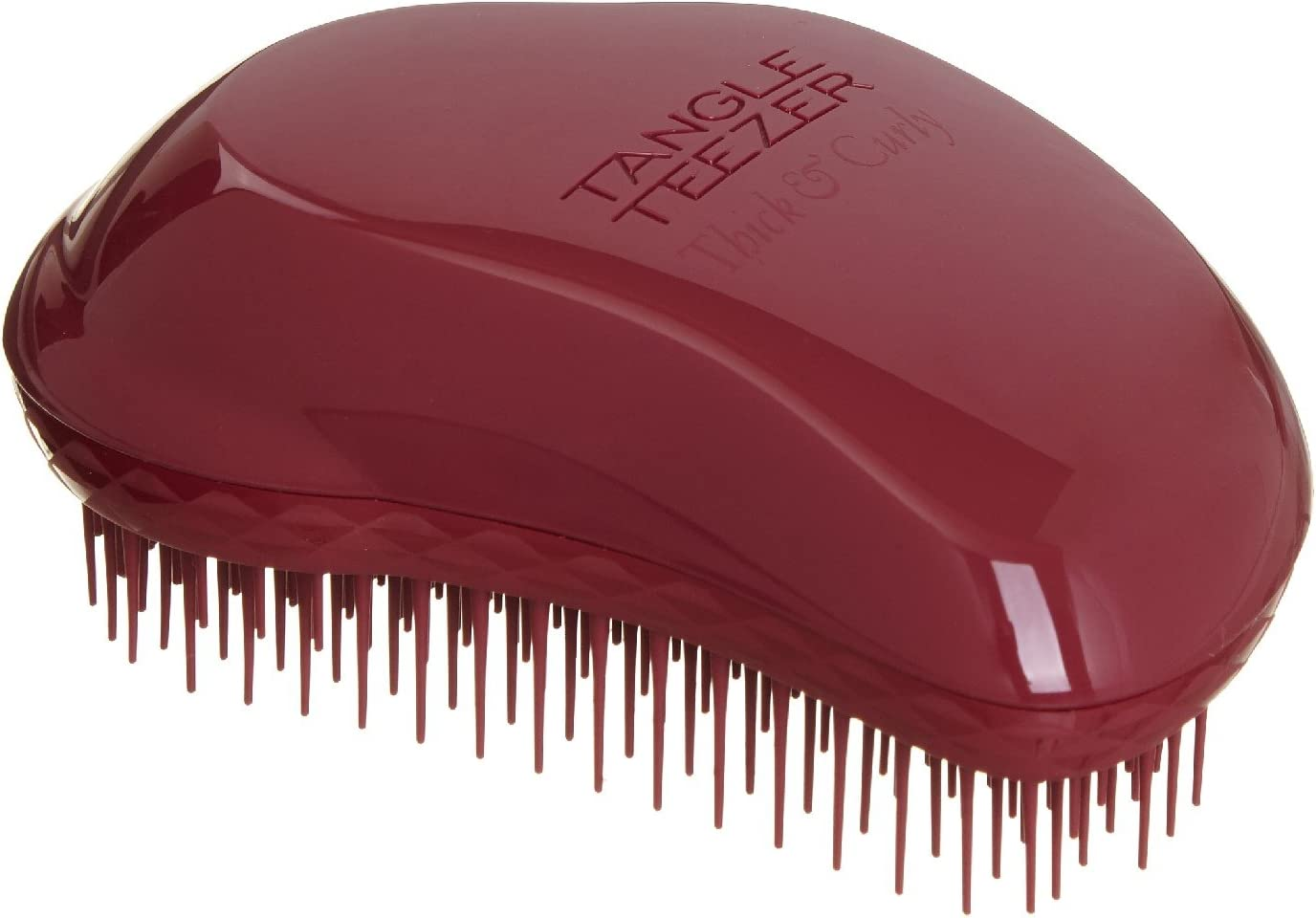 Tangle Teezer Thick & Curly Cepillo Dark Red - 80 gr