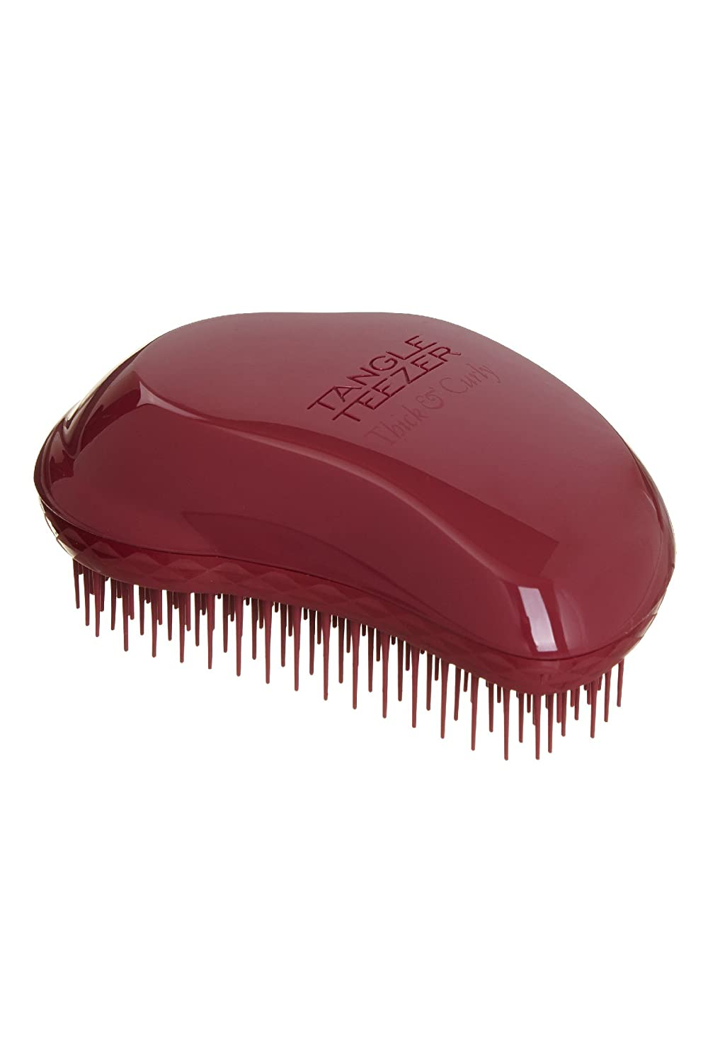 Tangle Teezer Thick and Curly Detangling Hairbrush, Maroon Mood TC-DR-010216 16267_Blanco