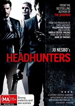 Amazon com: Headhunters | English Subtitles | NON-USA Format