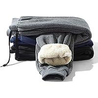 SEKULA Henreal -30 °C, thermische, gevoerde fleece broek voor heren, casual, sportbroek, winter, warme joggingsbroek…