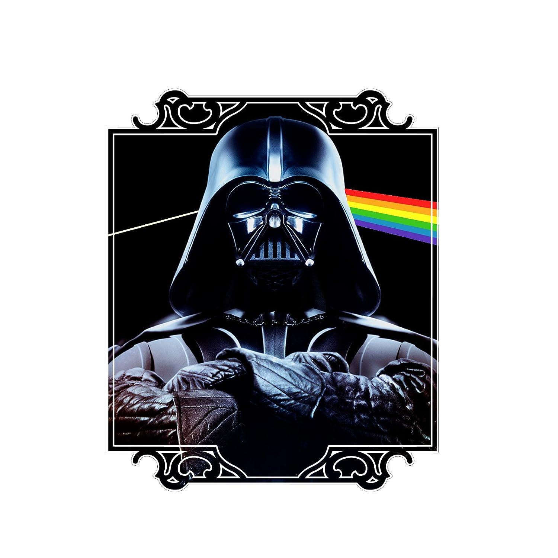 Join The Dark Side Parody Album Vader Sticker 5