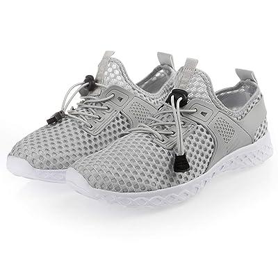 Adorllya Water Shoes for Women Men Mesh Aqua Shoes Slip on Hiking Swim Shoes | Water Shoes