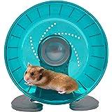 Petest Hamster Exercise Wheel, Silent Spinner Running Wheels for Small Animal, Hamster, Gerbils and Mice, Diameter 6.7 inch,