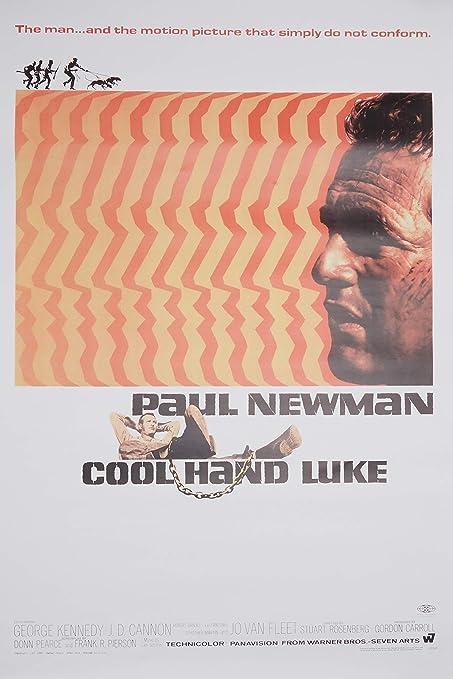 65316 Cool Hand Luke Movie Paul man Decor Wall Print POSTER