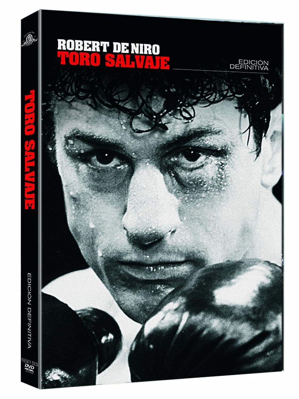 Toro Salvaje (Ed.Def.) [DVD]: Amazon.es: Robert De Niro, Nicholas ...