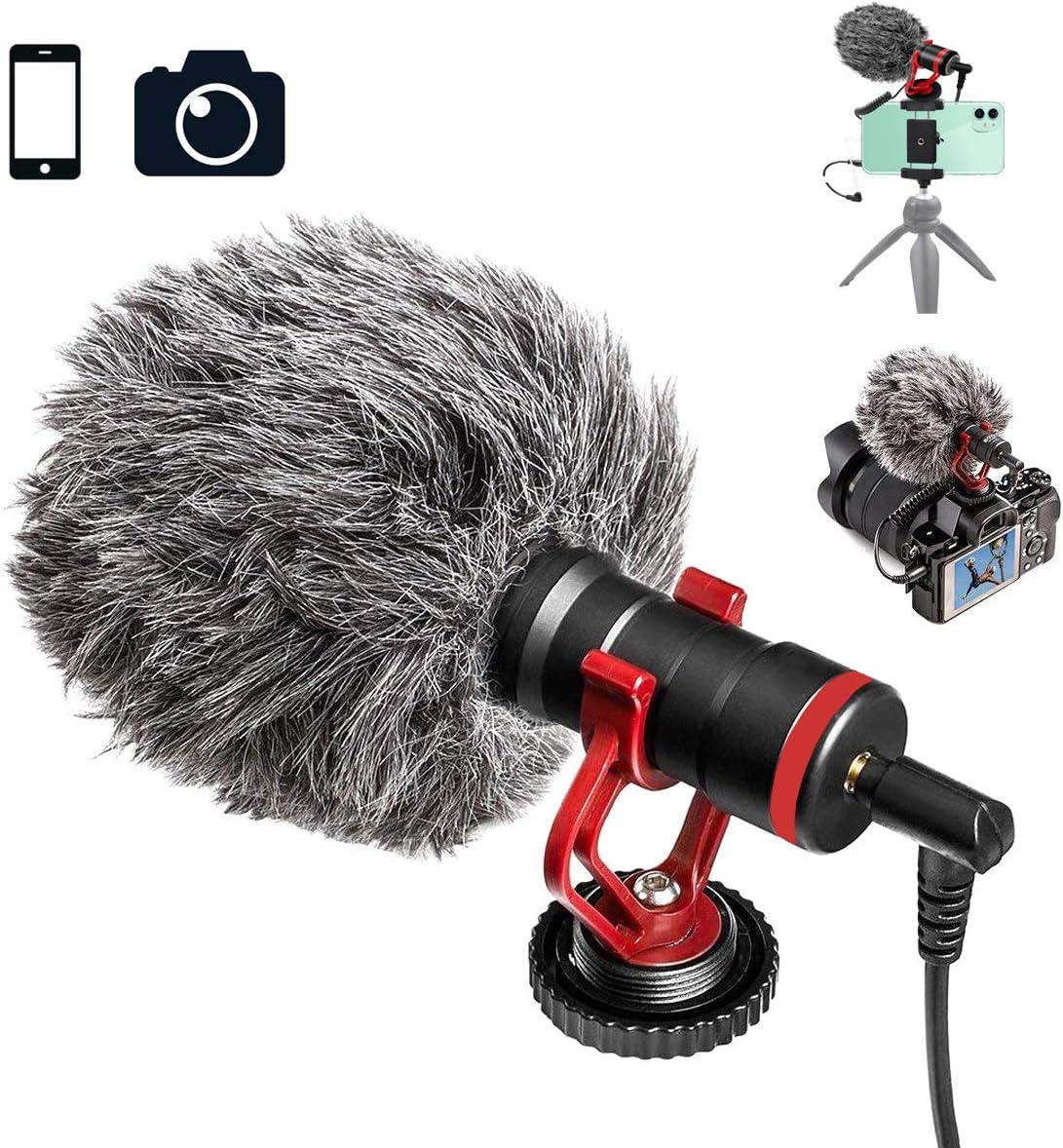 Tikysky Kameramikrofon Videomikrofon Sony iPhone DSLR kompatibel ...