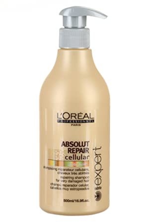 LOREAL.EXP.DAÑADOS CHAMPU ABSOLUT REPAIR 500ML: Amazon.es ...