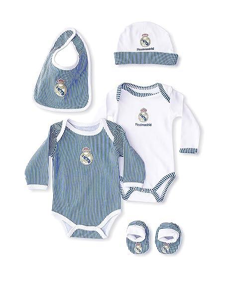 Real Madrid Pijama Bebe mas Regalo Boligrafo: Amazon.es: Ropa y ...