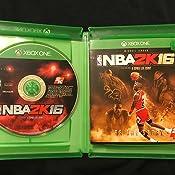 Amazon.com: NBA 2K16 - Michael Jordan Special Edition