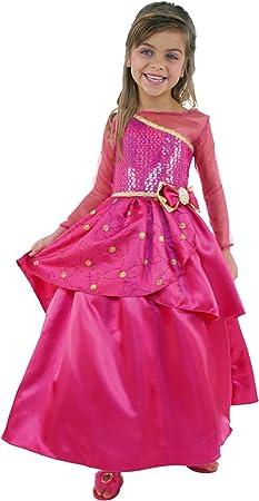 Cesar C804-001 - Disfraz de Princesa Barbie, Talla 104: Amazon.es ...