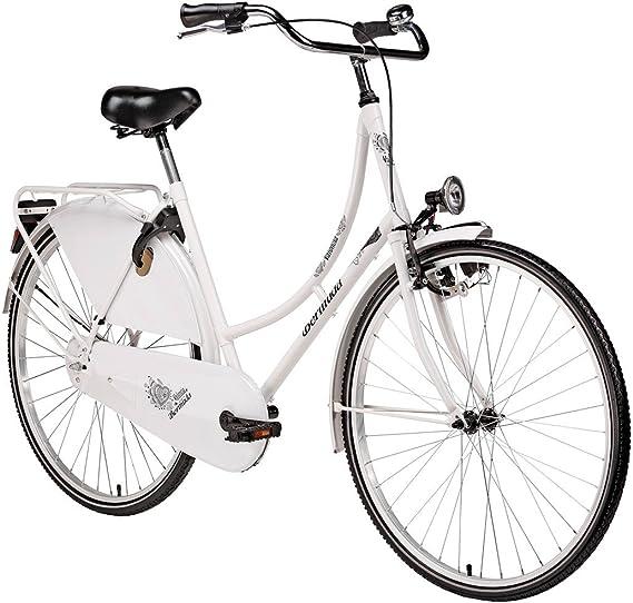 Bicicleta holandesa de 28 pulgadas Bermuda Valencia – Bicicleta de ...