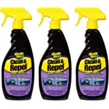 Invisible Glass 92184-3PK Glass Cleaner with Rain Repellent, 66. Fluid_Ounces, 3 Pack