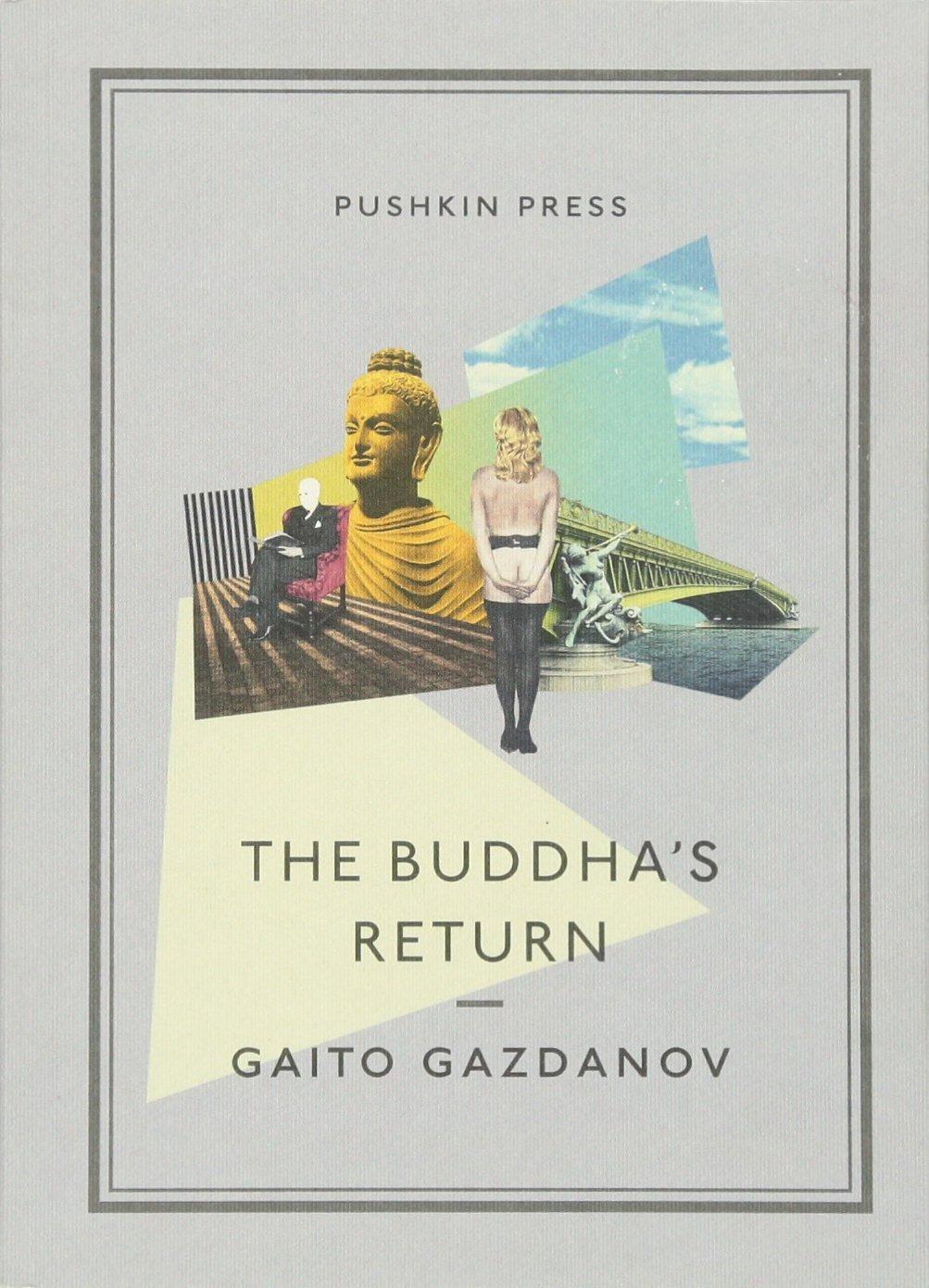 The Buddha's Return (pushkin Collection): Gaito Gazdanov, Bryan Karetnyk:  9781782270591: