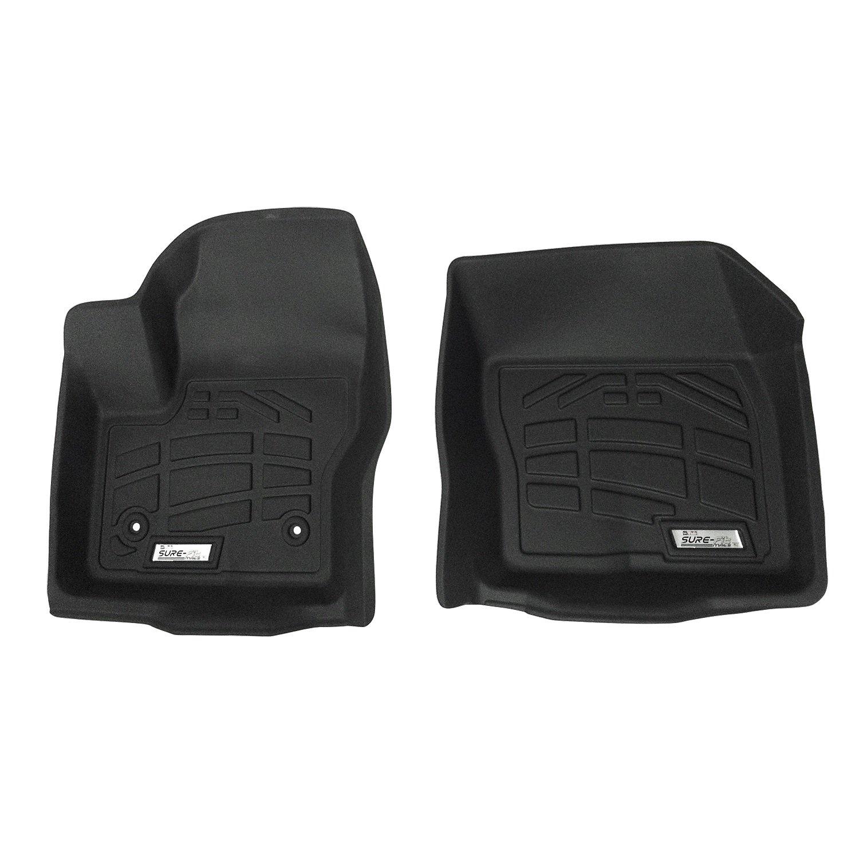 GGBAILEY D2723A-F1A-BG-LP Custom Fit Car Mats for 2000 BMW 3 Series Convertible Beige Loop Driver /& Passenger Floor
