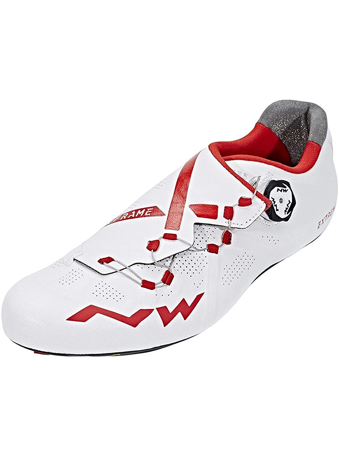 NORTH WAVE(ノースウェーブ)EXTREME RR(WHITE/RED)39.518(25.7cm)   B076R96DPM