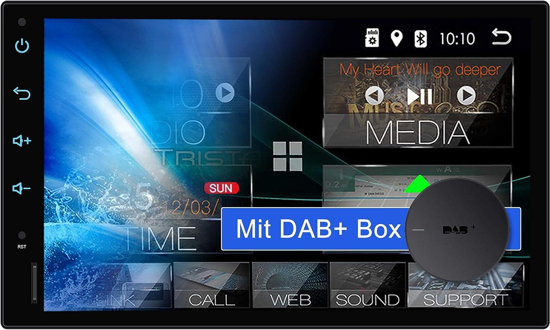 Tristan Auron Bt2d7018a Android 10 0 Car Radio With Sat Elektronik