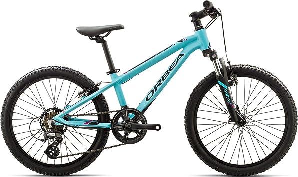 ORBEA Bicicleta para niños MX 20 XC Pulgadas (7 velocidades MTB ...