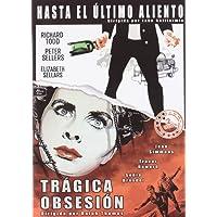 Pack Hasta El Último Aliento + Trágica Obsesión [DVD]