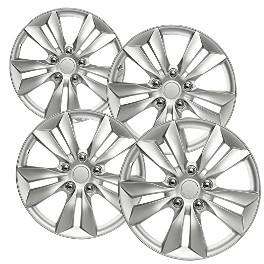 Amazon Com 16 Inch Hubcaps Best For 2011 2014 Hyundai Sonata