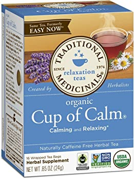 Traditional Medicinals Easy Now Herbal Tea