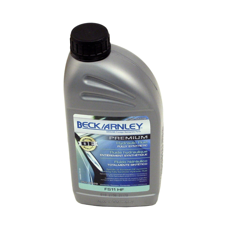 Beck Arnley 252-0028 Prem Hydraulic Fluid Synthetic