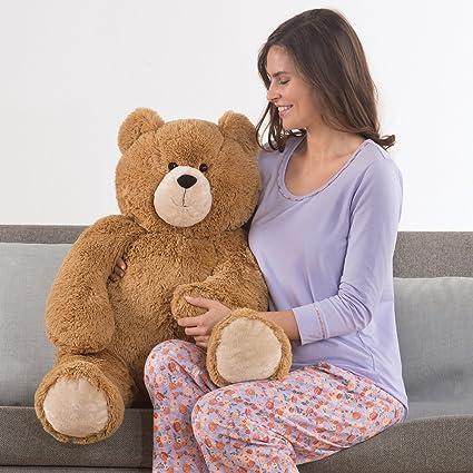 Great Vermont Teddy Bear   Big Love Bear, 3 Feet Tall, Brown