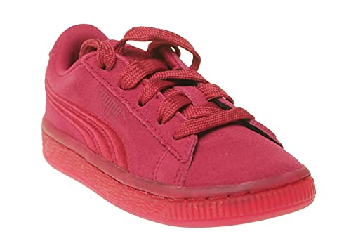 562fdf39887 Image Unavailable. Image not available for. Color  PUMA Suede Classic Badge  Infant ...