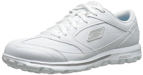 Skechers 13782/WSL - Zapatillas de Running para Hombre, Color Blanco, Talla 38 EU: Amazon.es: Zapatos y complementos
