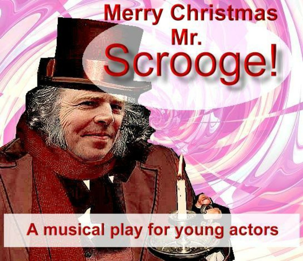 Christmas Carol Musical Script.Merry Christmas Mr Scrooge Primary School Christmas Musical