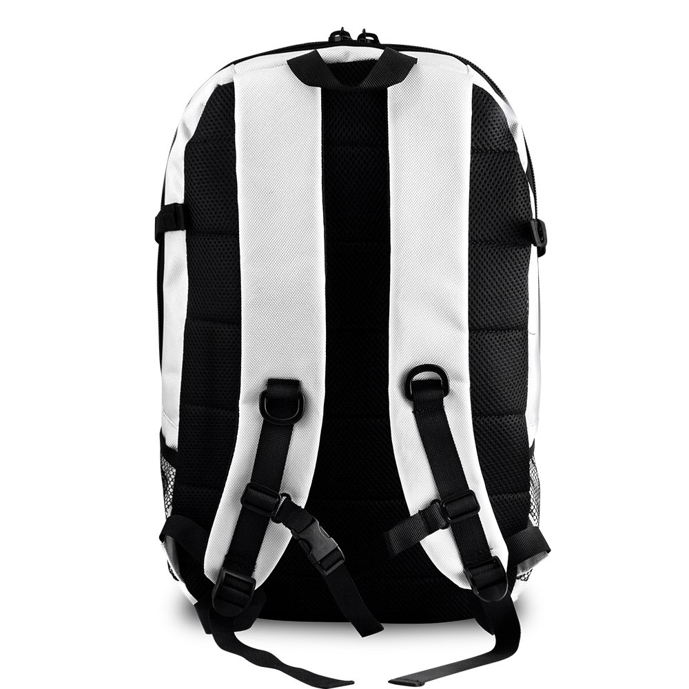 Black Backpack Smell Proof Built in Combination Lock Bag SKUNK Nomad