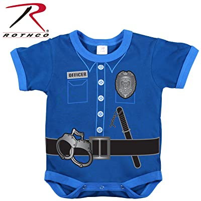 Rothco Infant Police Uniform One Piece : Sports & Outdoors