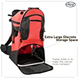 ClevrPlus Deluxe Baby Backpack Hiking Toddler Child