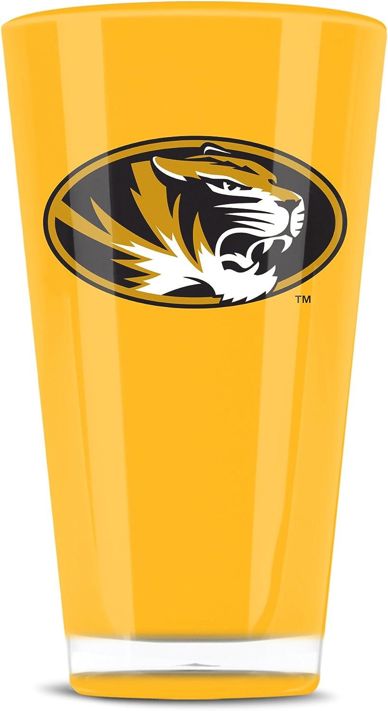 NCAA Missouri Tigers 20oz Insulated Acrylic Tumbler