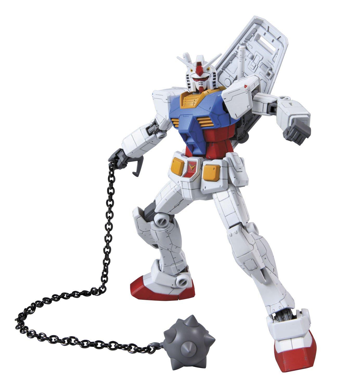 Bandai Hobby RX-78-2 Gundam Ver. G30th, Bandai HGUC Action Figure