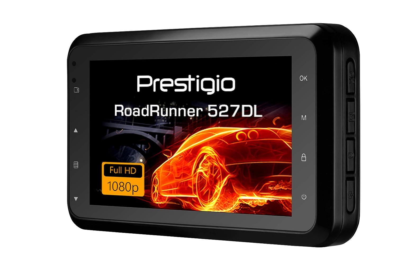 140 /° /Ángulo 3Pantalla Night Vision G-Sensor GRABACI/ÓN C/ÍCLICA DETECCI/ÓN DE Movimiento Prestige 527DL Dual Camera Dash CAM FHD 1080P Dash Camera para Autos