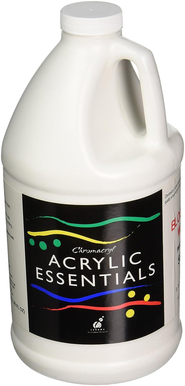 Chroma Acrylic Essential - 0.5 Gal. - Block Out White   B00PEF4VEC