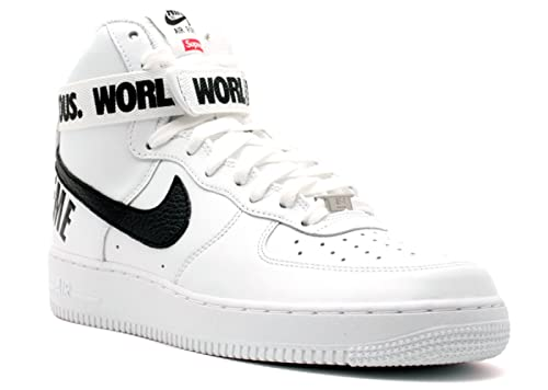 Nike AIR Force 1 HIGH Supreme SP 'Supreme' 698696 100