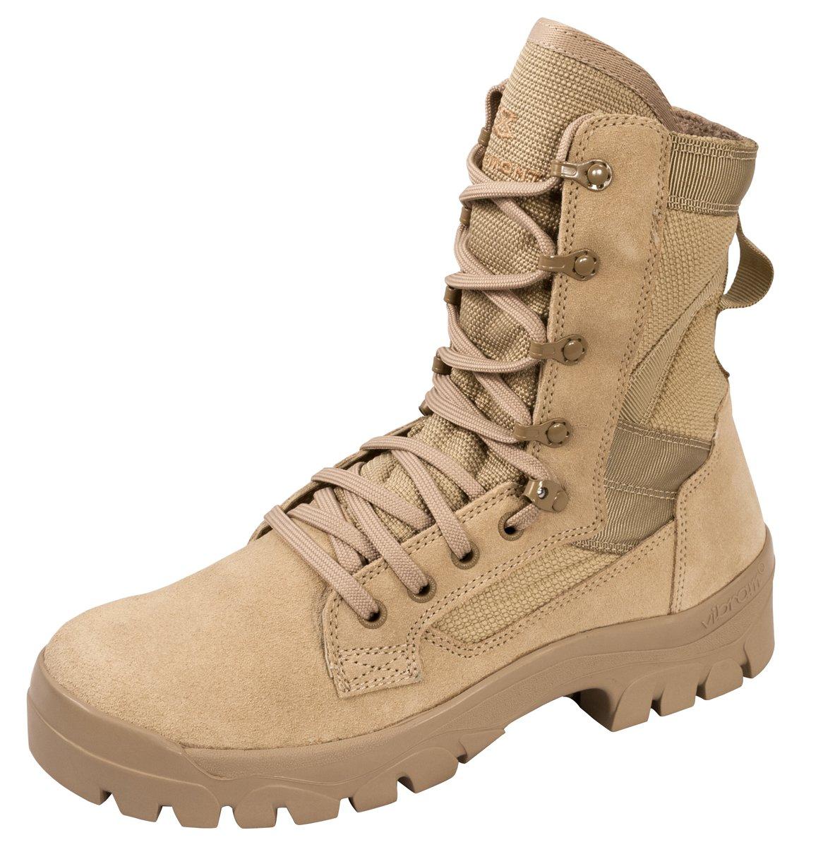 Garmont T8 Bifida Tactical Boot - Desert Sand, 13 W US