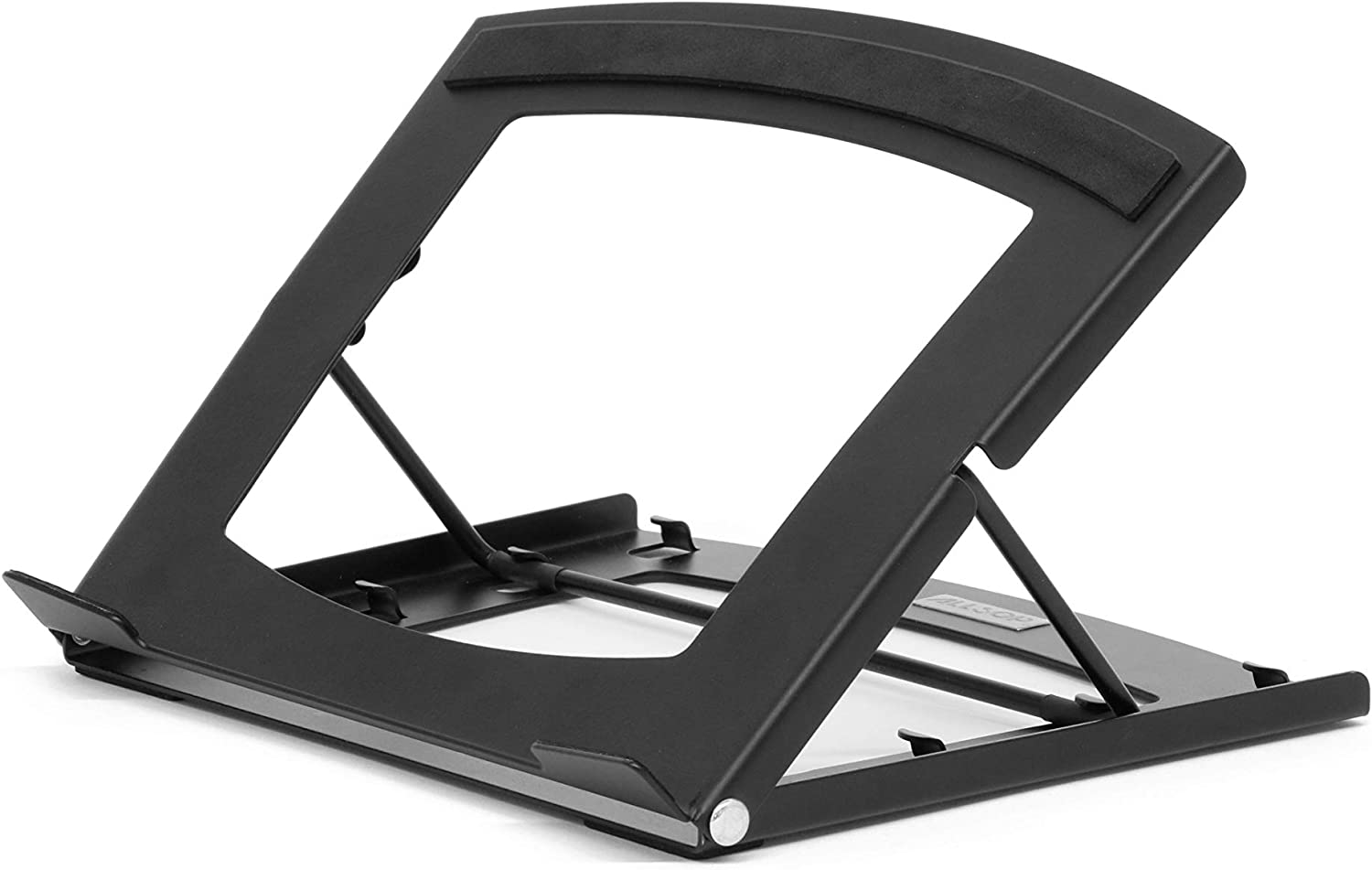 Allsop 31660 TriTilt Adjustable View Laptop//Table Stand for Ultrabook Notebook Ipad Ideal for Travel Black Tablet