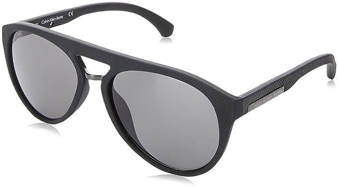 Calvin Klein Jeans Eye, Gafas de sol Unisex, Black 56 ...