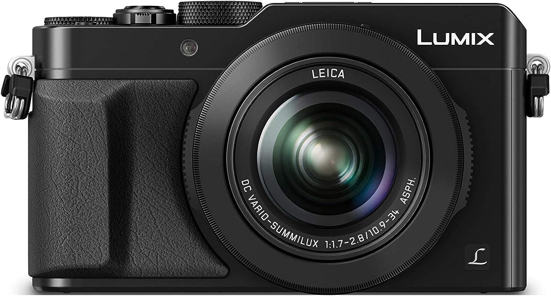 Panasonic Lumix DMC-LX100 - Cámara Compacta Premium de 12.8 MP (Sensor de 4/3
