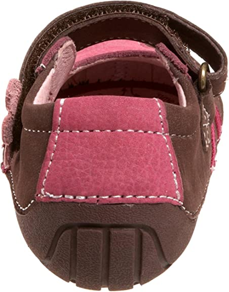 NEW BABY GIRL MERRELL JUNGLE MOC FUCHSA CRIB SHOES BABY GIRL SIZE 2  FREE SHIP