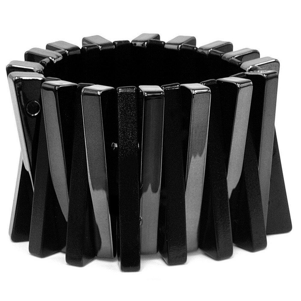 Joe Cool Bracelet /& Black Sticks Made with Metallic