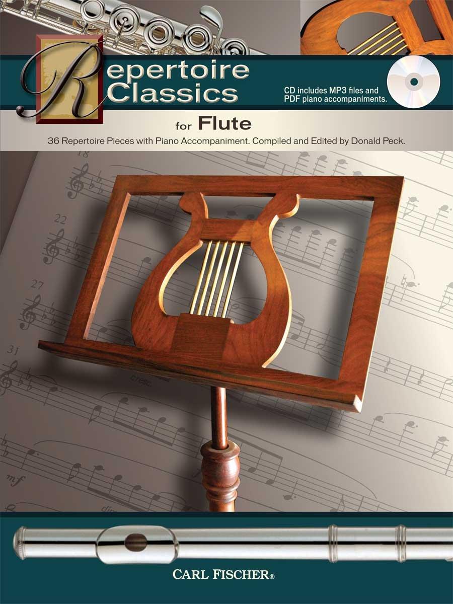 Read Online WF110 - Repertoire Classics for Flute PDF