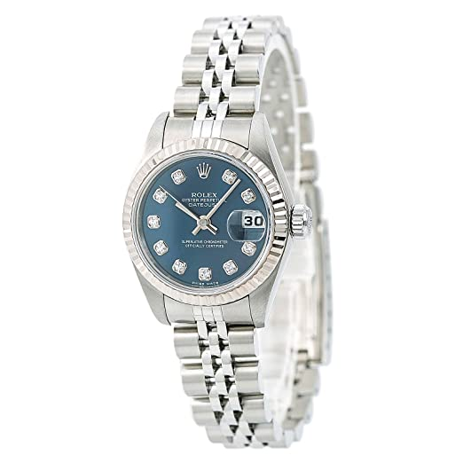 Rolex Datejust 79174 - Reloj de pulsera automático para mujer (certificado de autenticidad)
