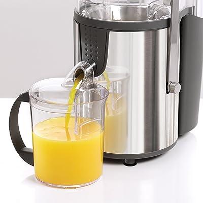 BELLA 13694 Juice Extractor, Stainless Steel