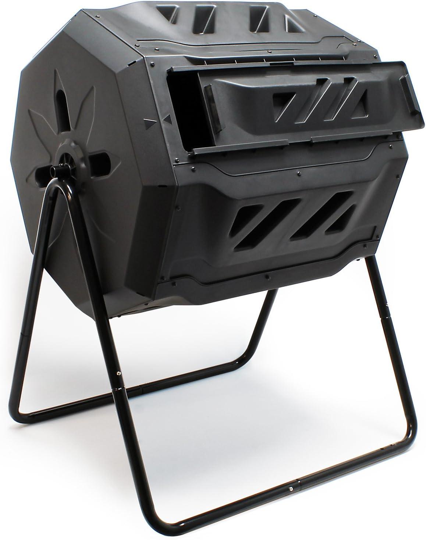 Cubo Conversor para Compostaje Ecológico de 300 Litros